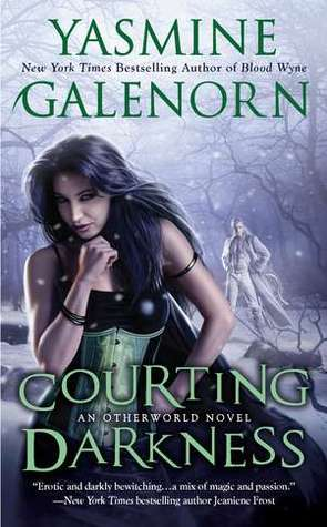 Courting Darkness cover