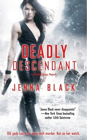 Deadly Descendant cover