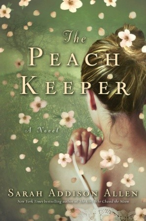 The Peach Keeper book cover