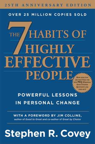 The 7 habits of highly effective people review